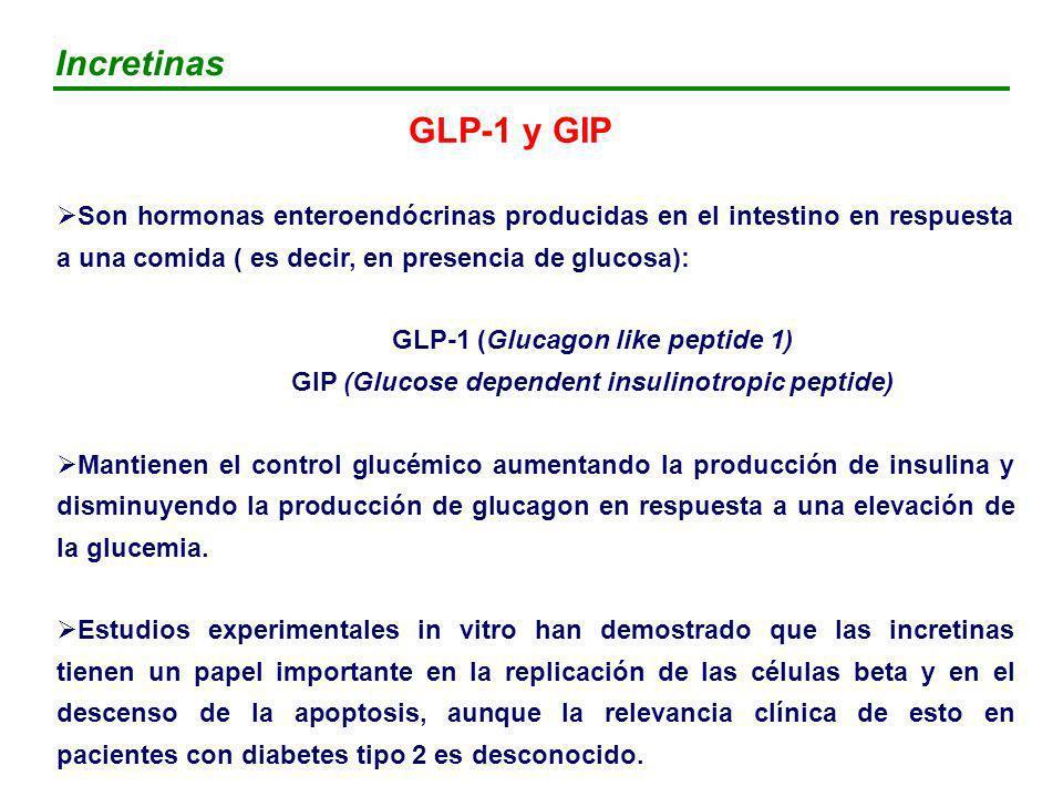 GIP (Glucose dependent insulinotropic peptide)