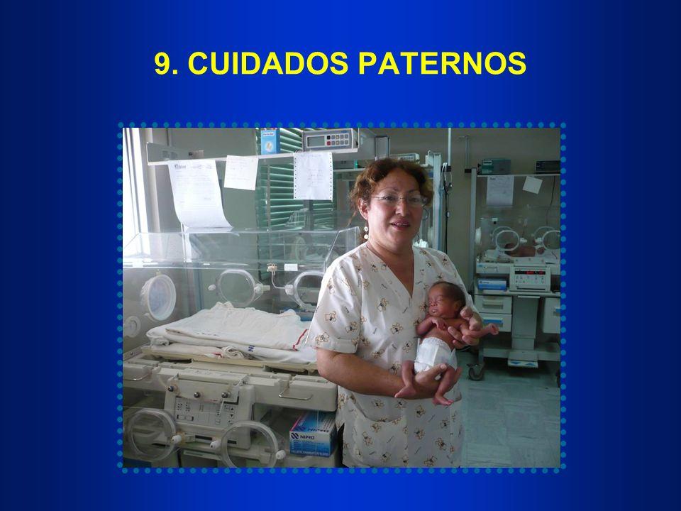 9. CUIDADOS PATERNOS