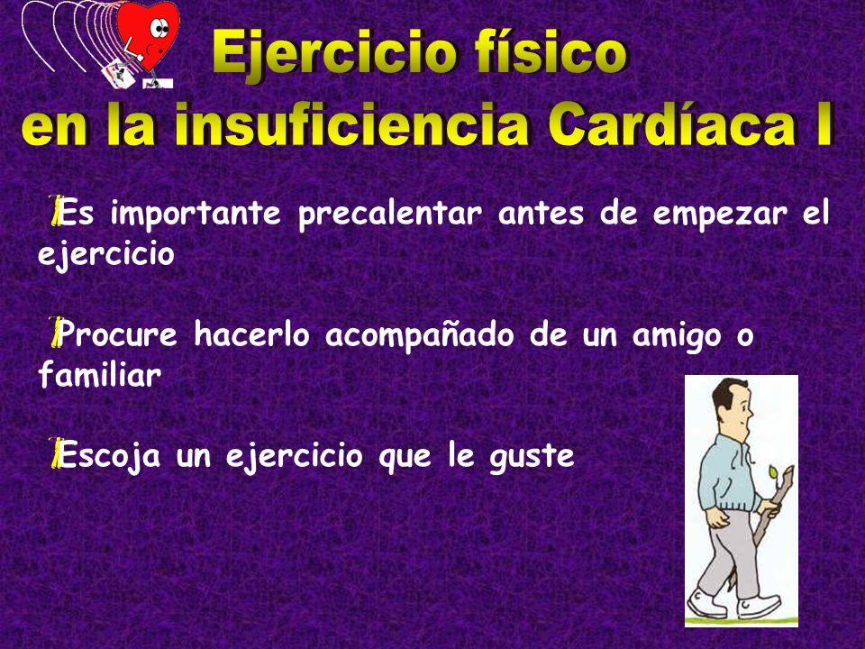 en la insuficiencia Cardíaca I