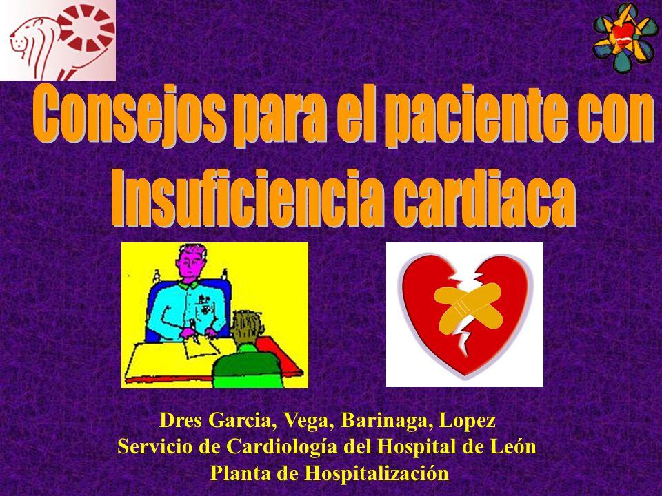 Consejos para el paciente con Insuficiencia cardiaca