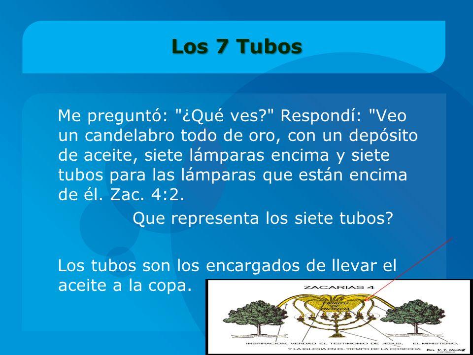 Los 7 Tubos