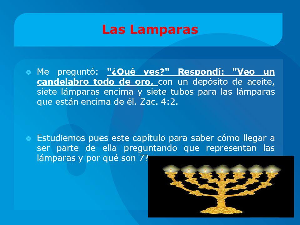 Las Lamparas