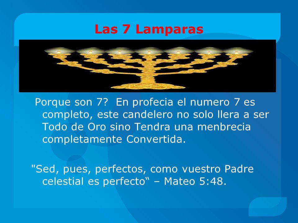 Las 7 Lamparas