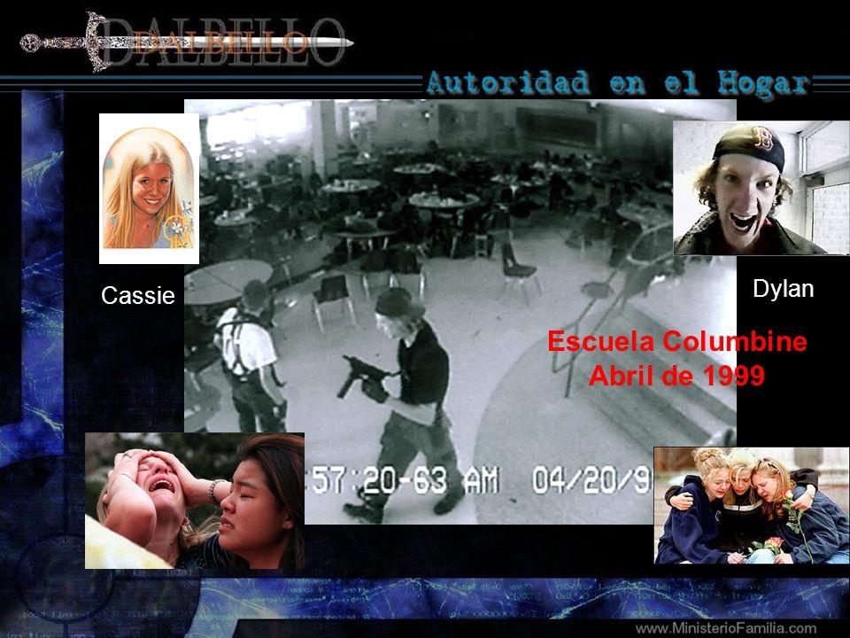 Escuela Columbine Abril de 1999