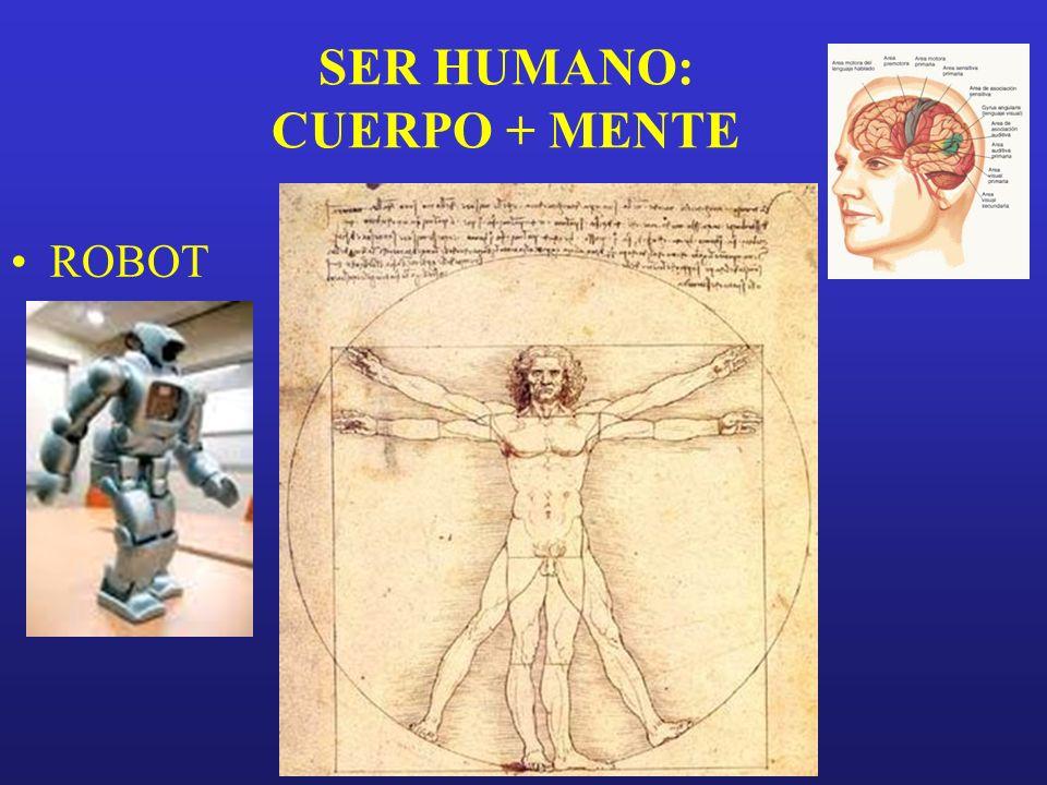 SER HUMANO: CUERPO + MENTE