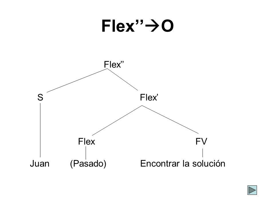 Flex''O Flex'' S Flex' Flex FV.
