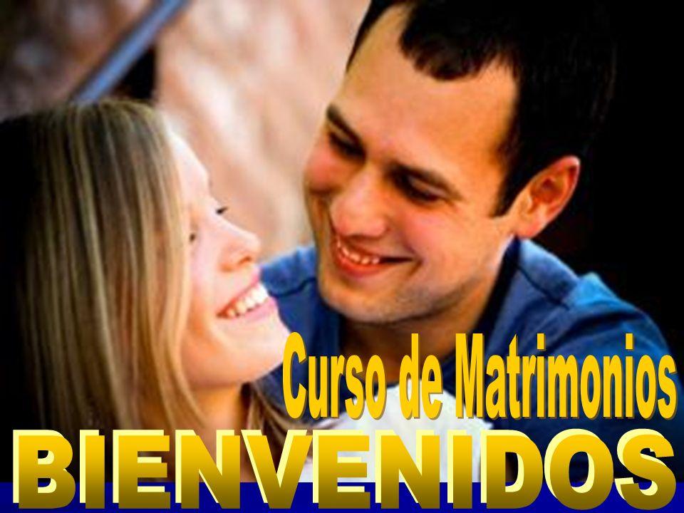 Curso de Matrimonios BIENVENIDOS
