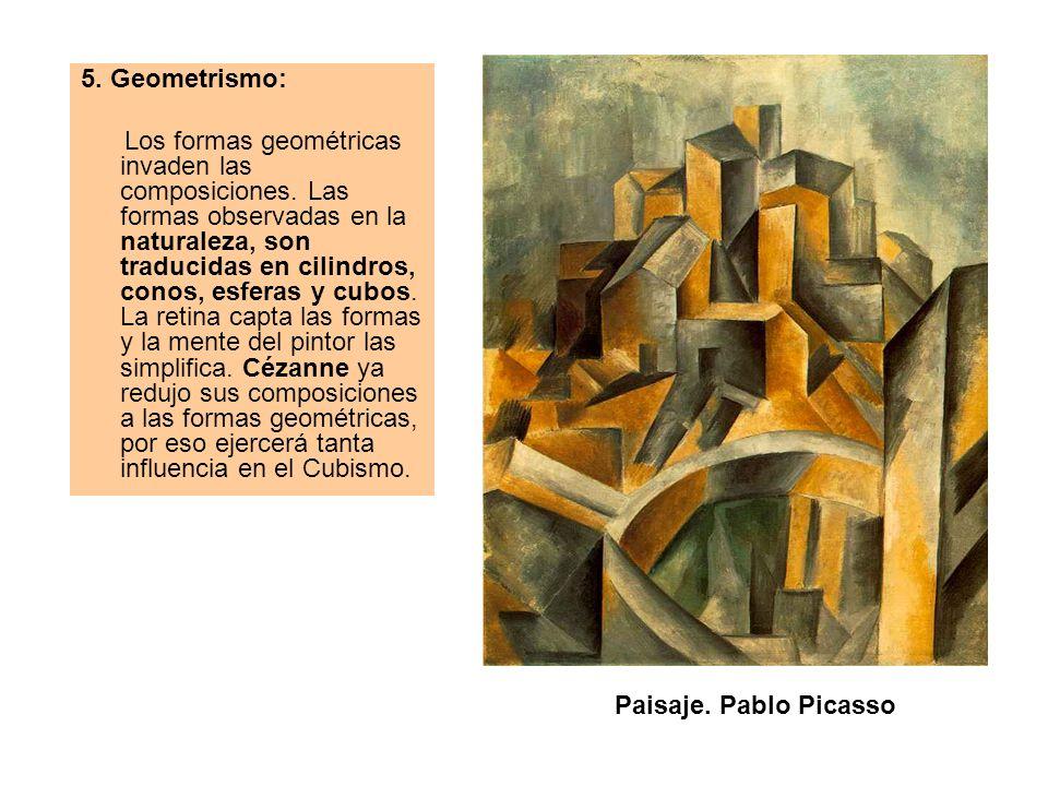 5. Geometrismo: