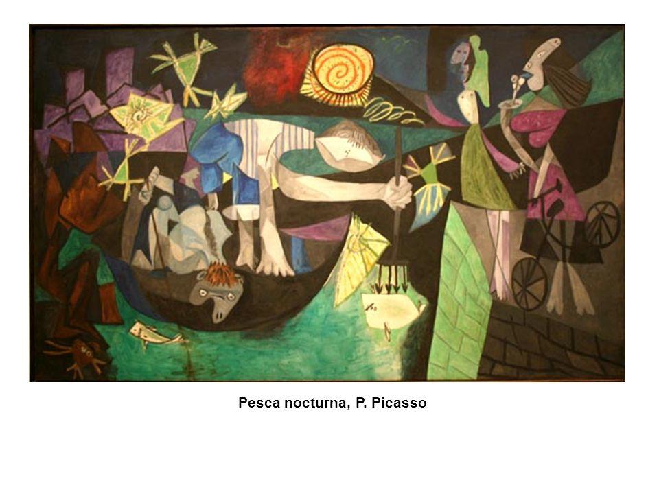 Pesca nocturna, P. Picasso