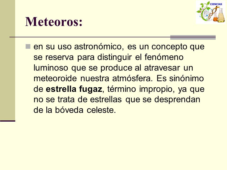 Meteoros: