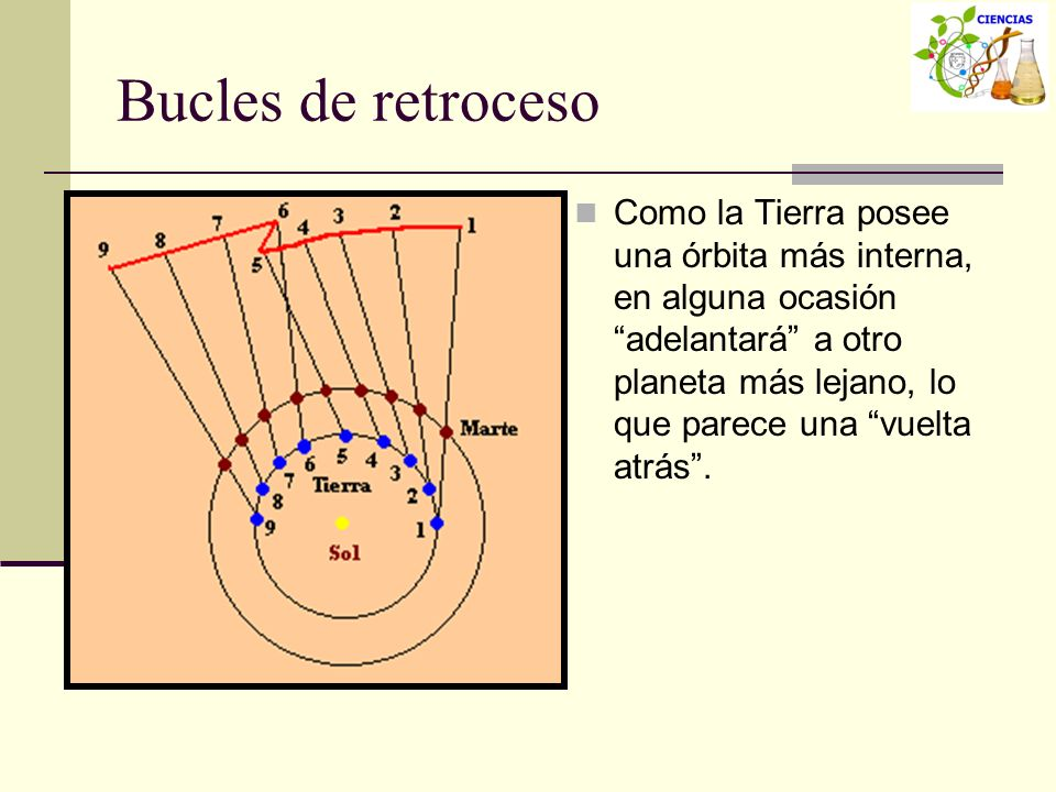 Bucles de retroceso
