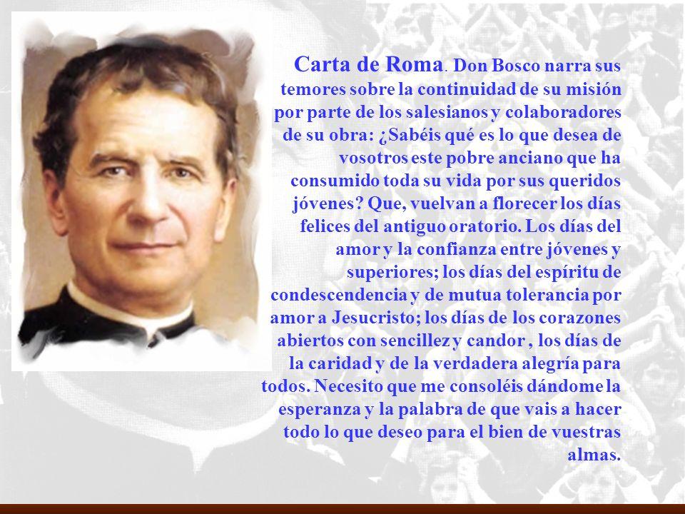 Carta de Roma.