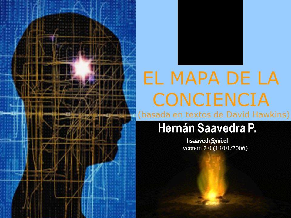 EL MAPA DE LA CONCIENCIA