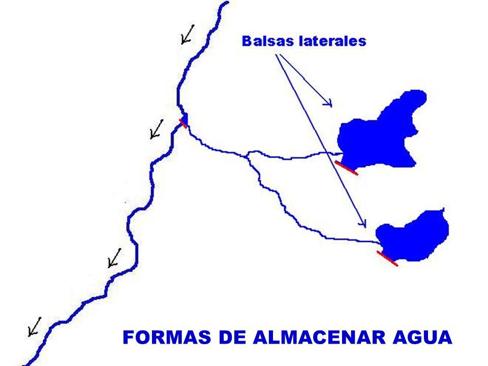 FORMAS DE ALMACENAR AGUA