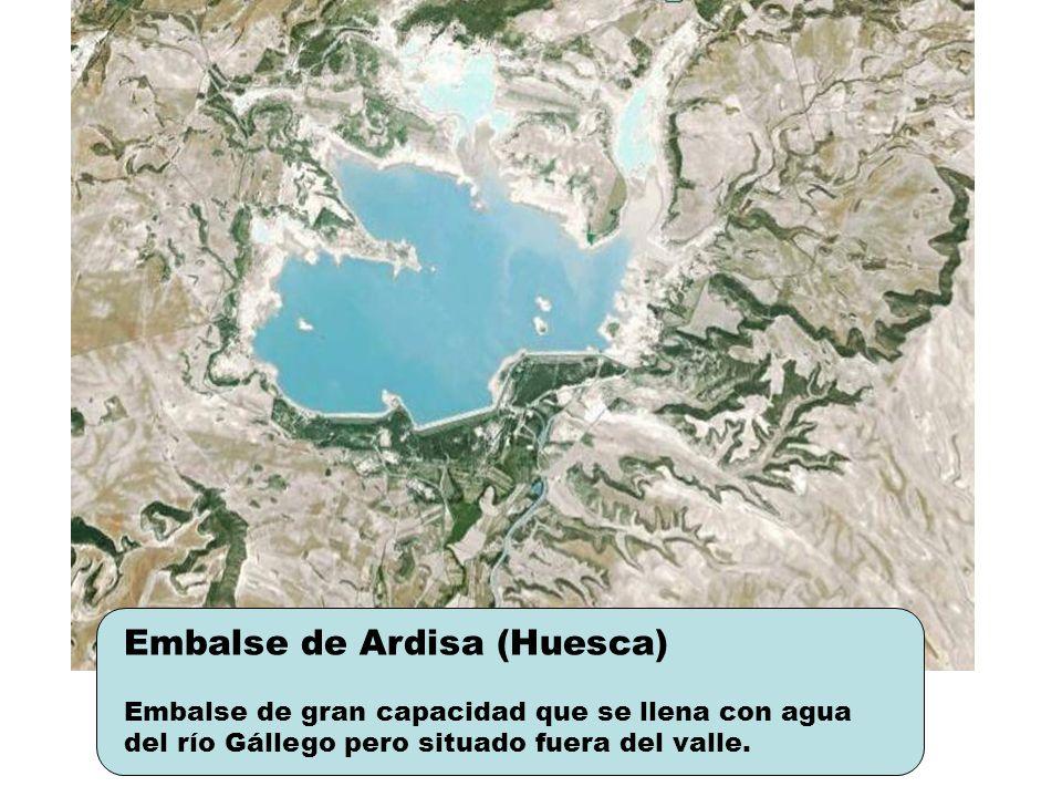 Embalse de Ardisa (Huesca)