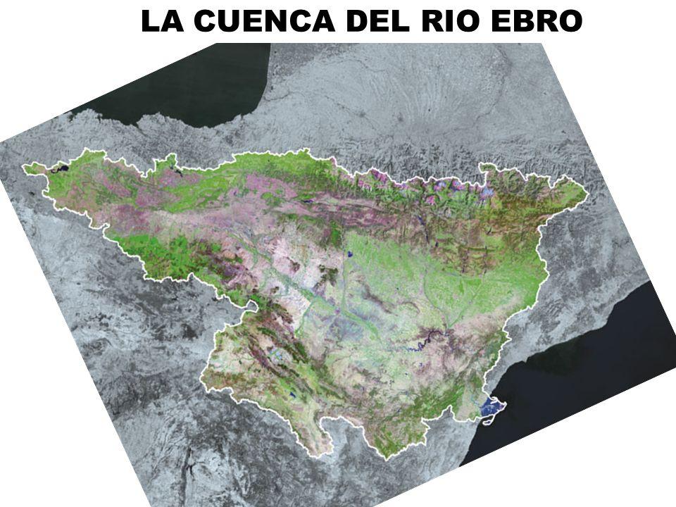 LA CUENCA DEL RIO EBRO