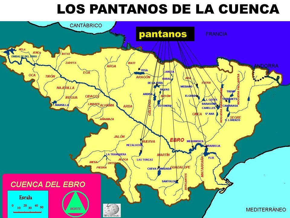 LOS PANTANOS DE LA CUENCA