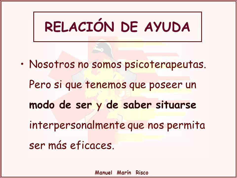 RELACIÓN DE AYUDA