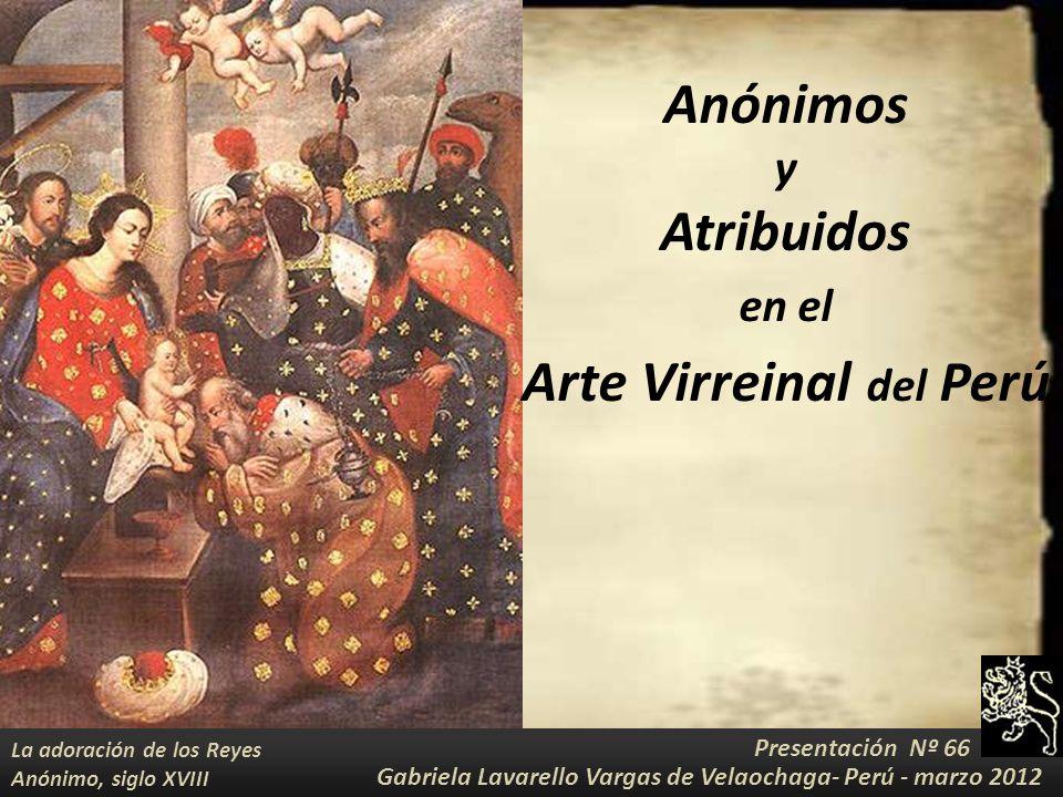 Arte Virreinal del Perú