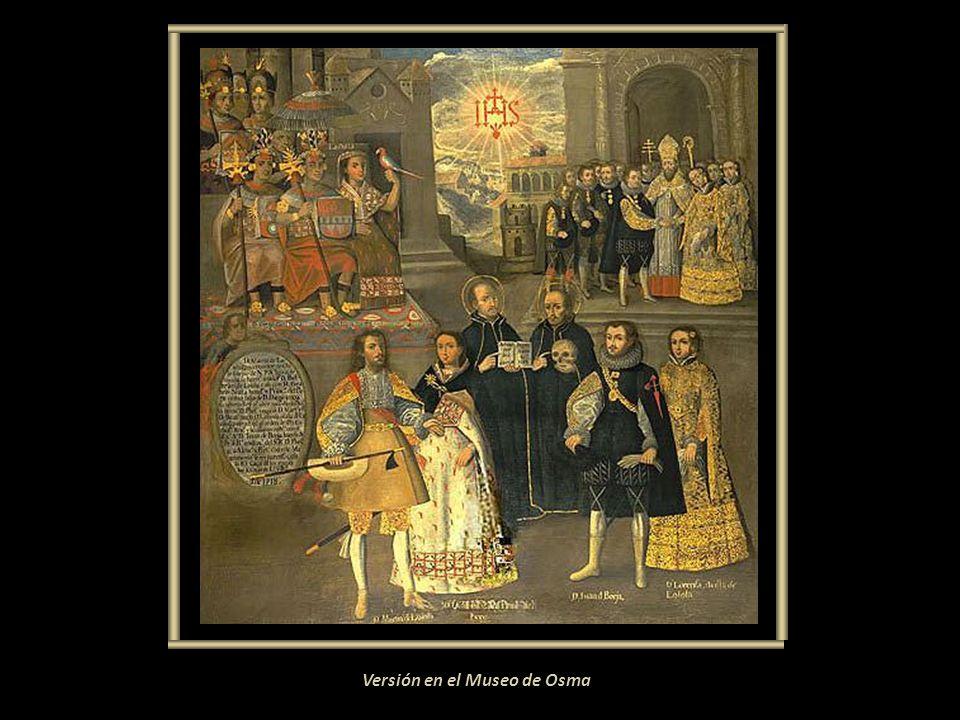 Versión en el Museo de Osma
