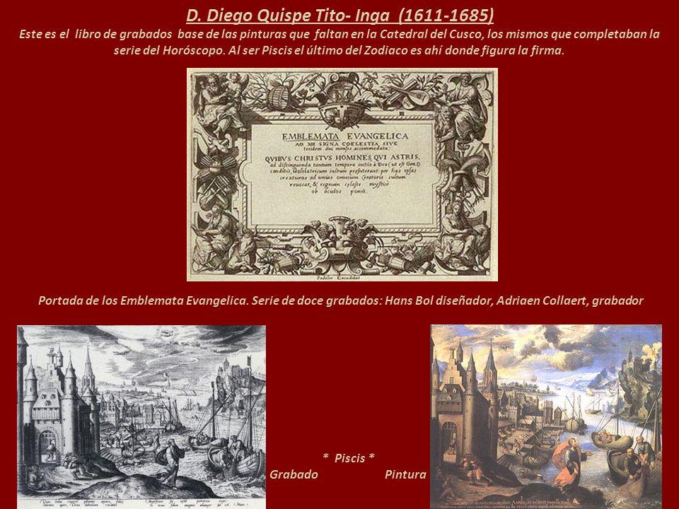 D. Diego Quispe Tito- Inga (1611-1685)