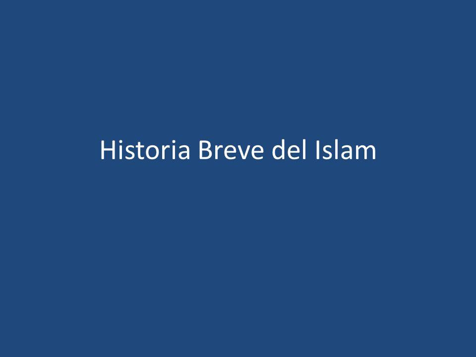 Historia Breve del Islam