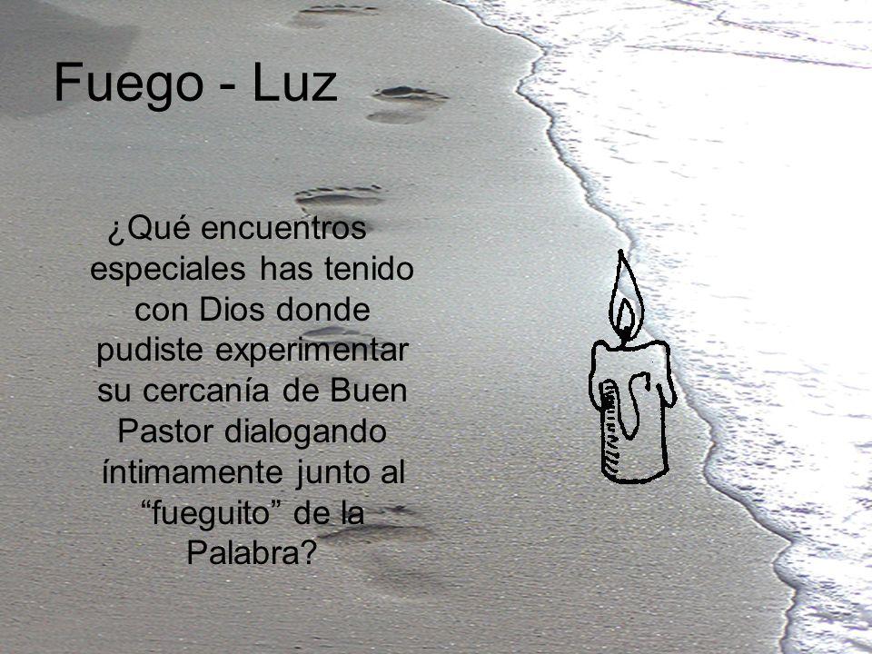 Fuego - Luz