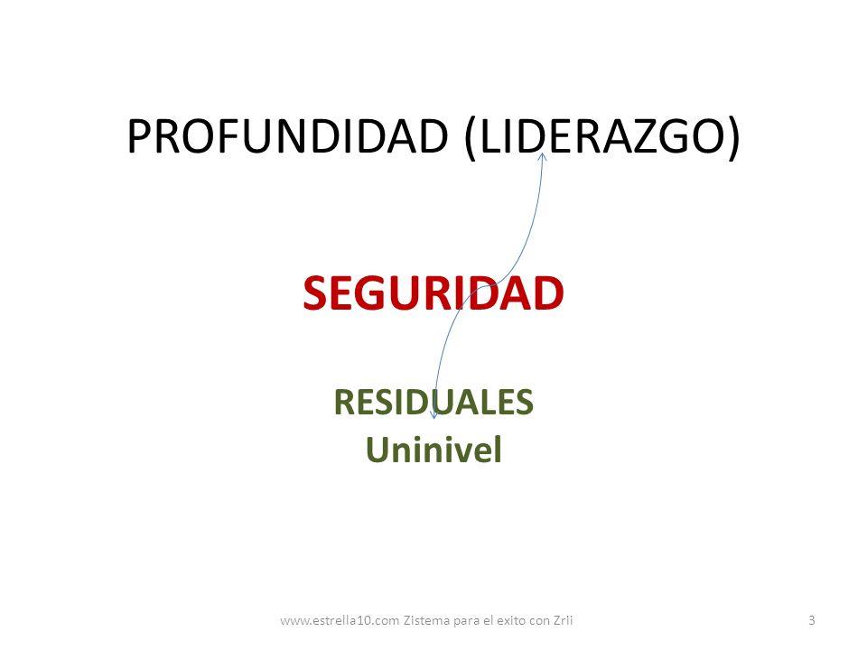 PROFUNDIDAD (LIDERAZGO)