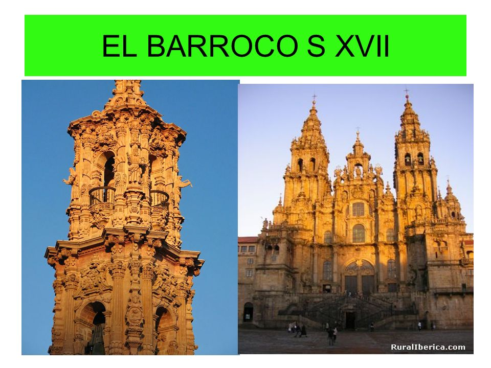 EL BARROCO S XVII