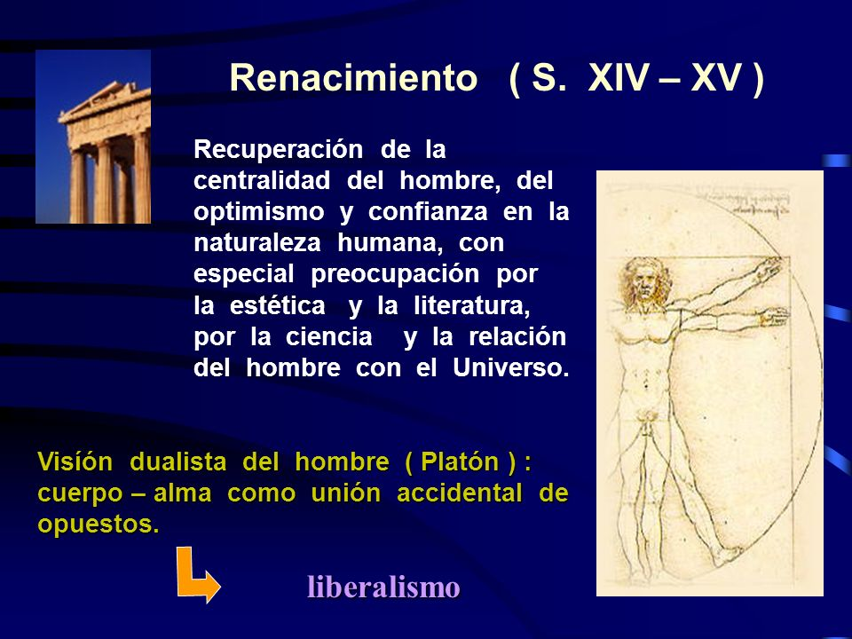 Renacimiento ( S. XIV – XV )