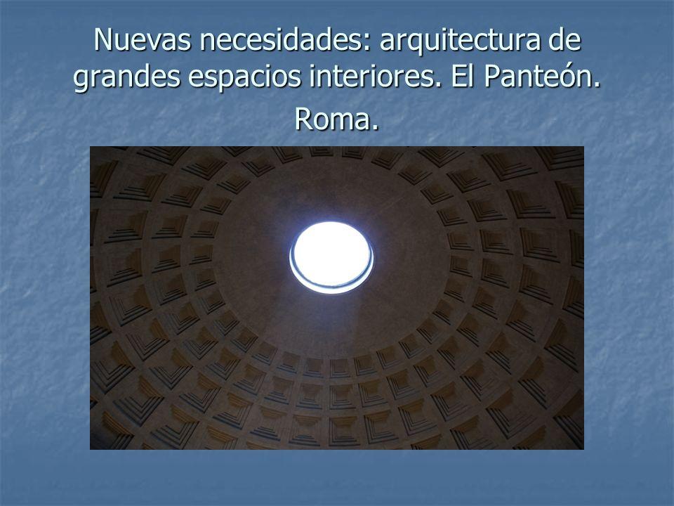Nuevas necesidades: arquitectura de grandes espacios interiores