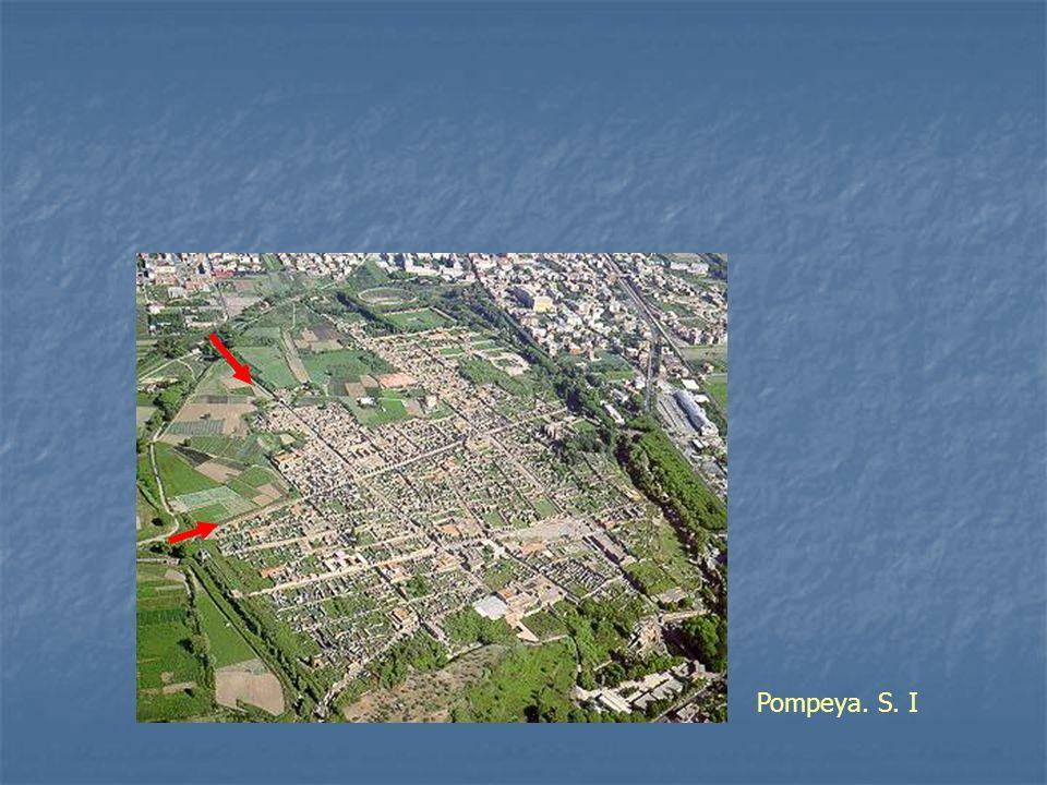 Pompeya. S. I