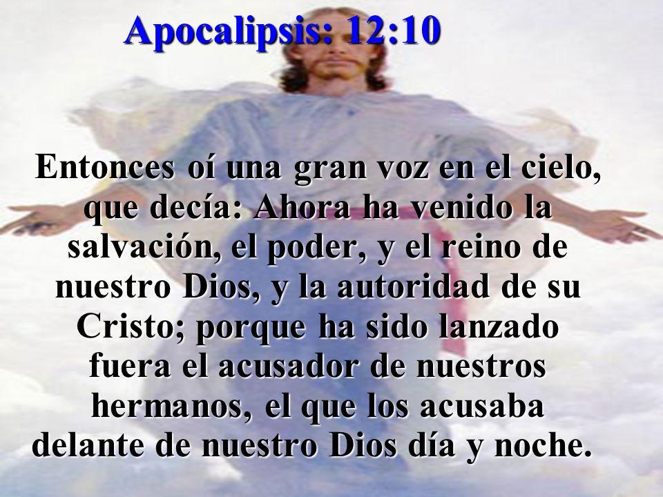 Apocalipsis: 12:10