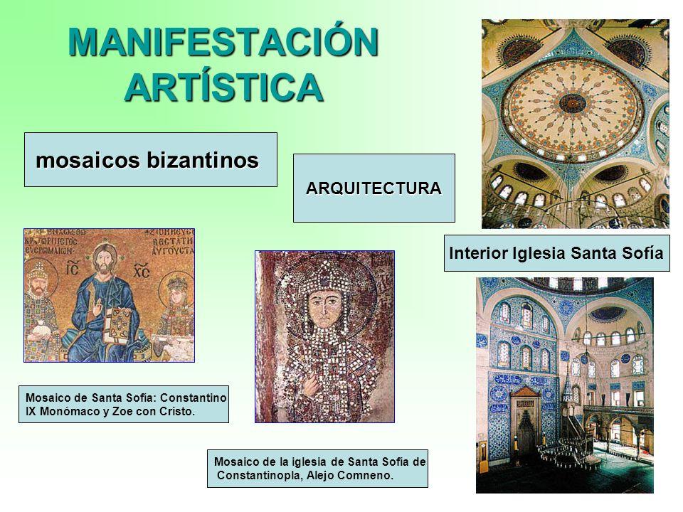 MANIFESTACIÓN ARTÍSTICA