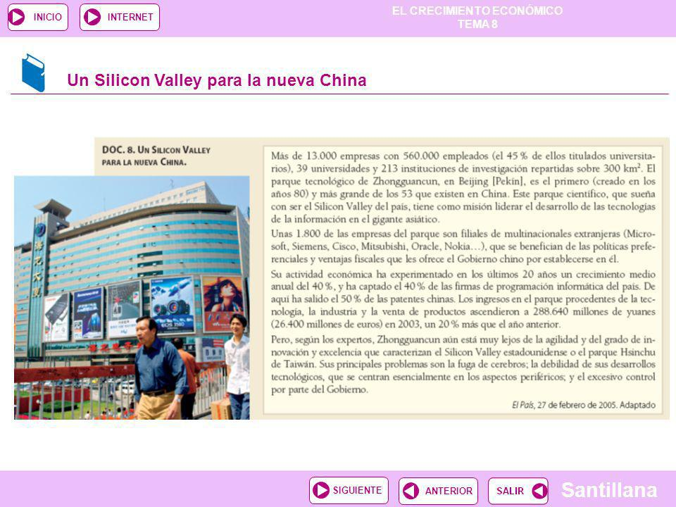 Un Silicon Valley para la nueva China