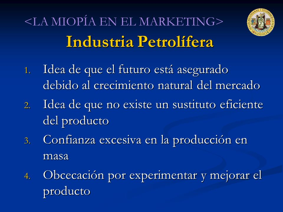 Industria Petrolífera
