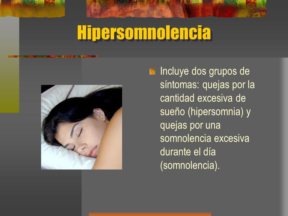 Hipersomnolencia