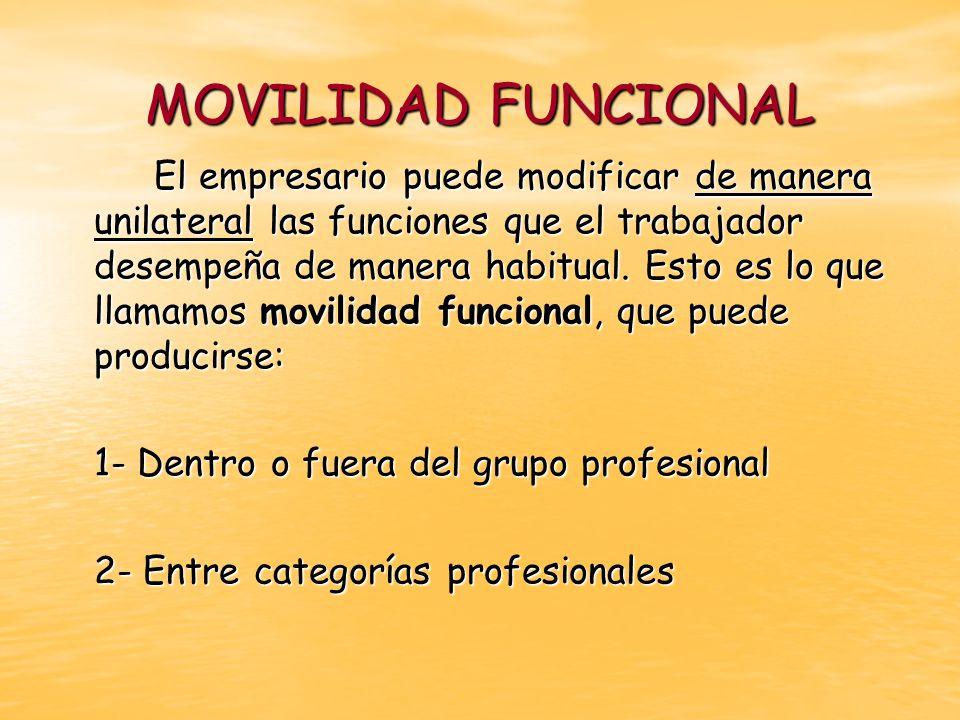 MOVILIDAD FUNCIONAL