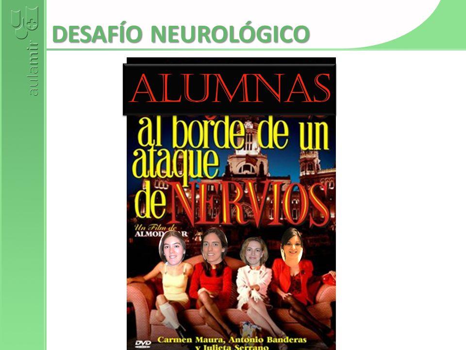 DESAFÍO NEUROLÓGICO ALUMNAS