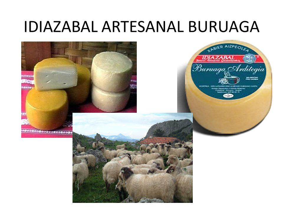 IDIAZABAL ARTESANAL BURUAGA