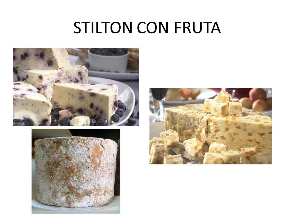 STILTON CON FRUTA