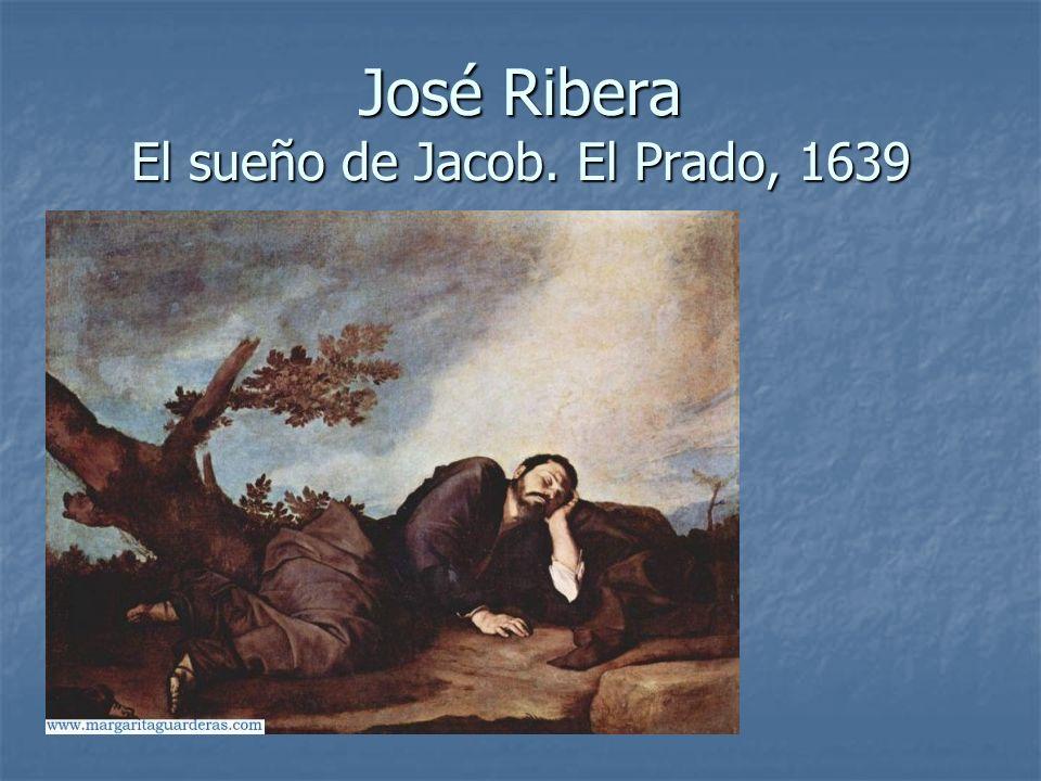 José Ribera El sueño de Jacob. El Prado, 1639