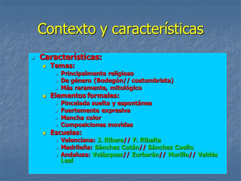 Contexto y características