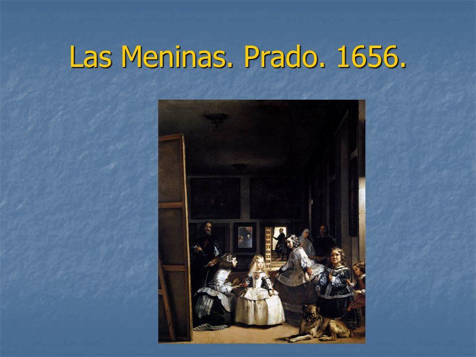 Las Meninas. Prado. 1656.