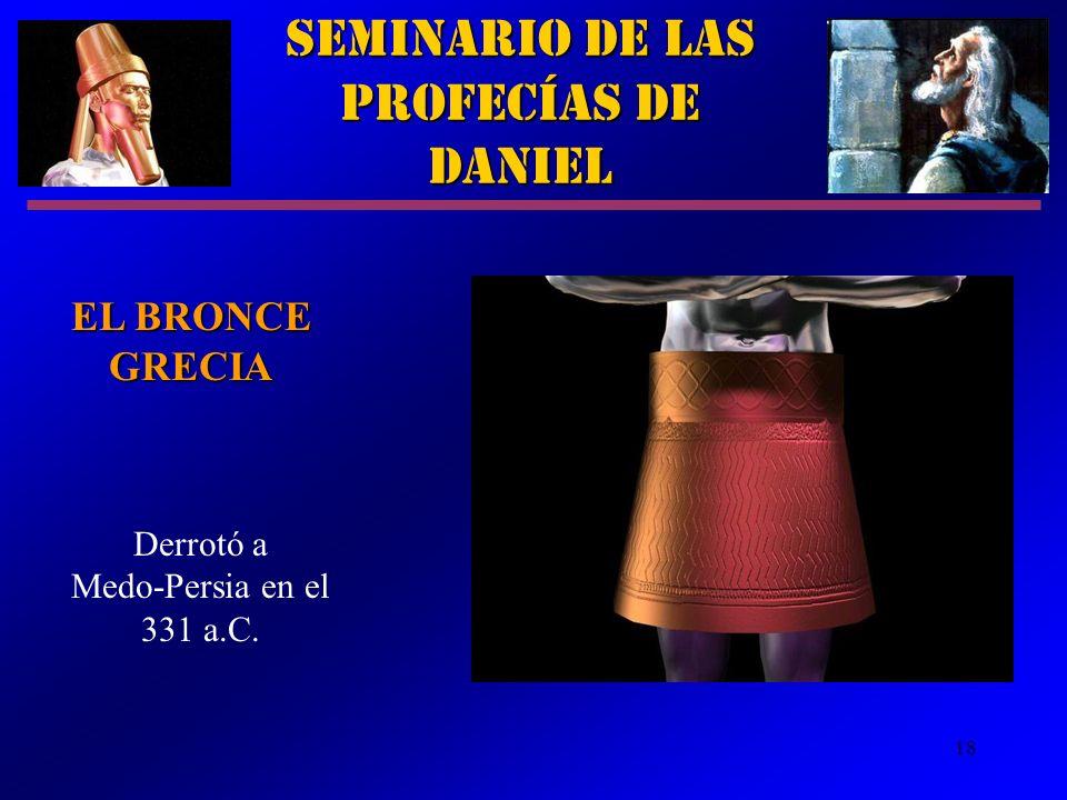 Seminario de las Profecías de Daniel