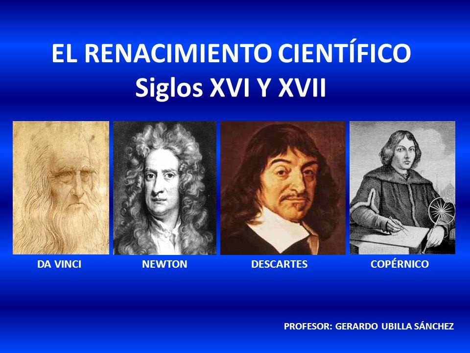 El Renacimiento Cient 205 Fico Siglos Xvi Y Xvii Ppt Descargar