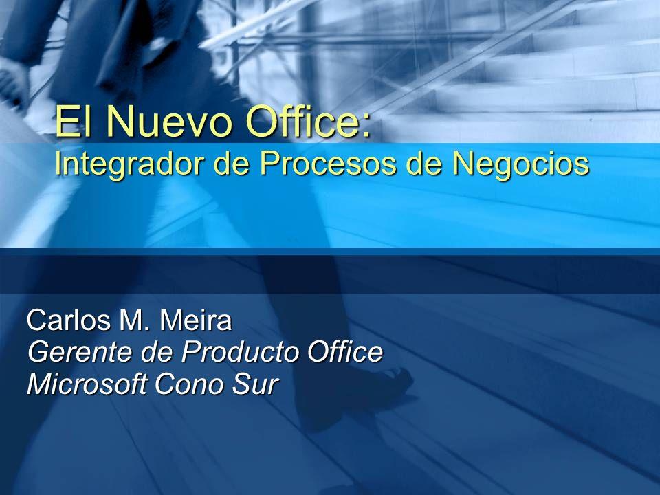 El Nuevo Office: Integrador de Procesos de Negocios