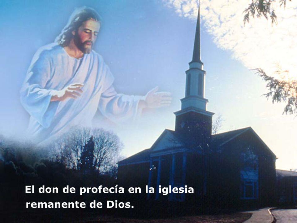 El don de profecía en la iglesia