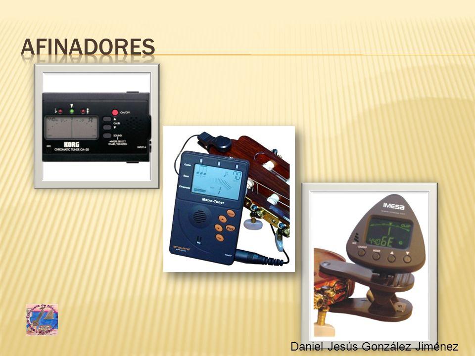 AFINADORES afinadores Daniel Jesús González Jiménez