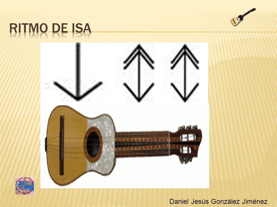 Ritmo de ISA Ritmo de isa Daniel Jesús González Jiménez